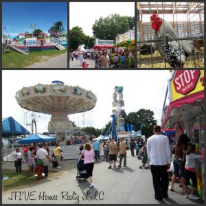 Dutchess County Fair in Rhinebeck NY August 20-25, 2013