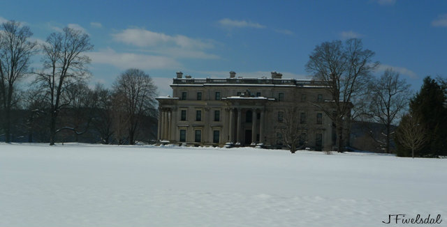 Vanderbilt Mansion Hyde Park NY